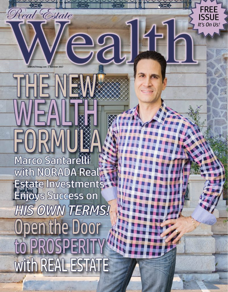 Real Estate Wealth Magazine – Realty411's Alternate Cover