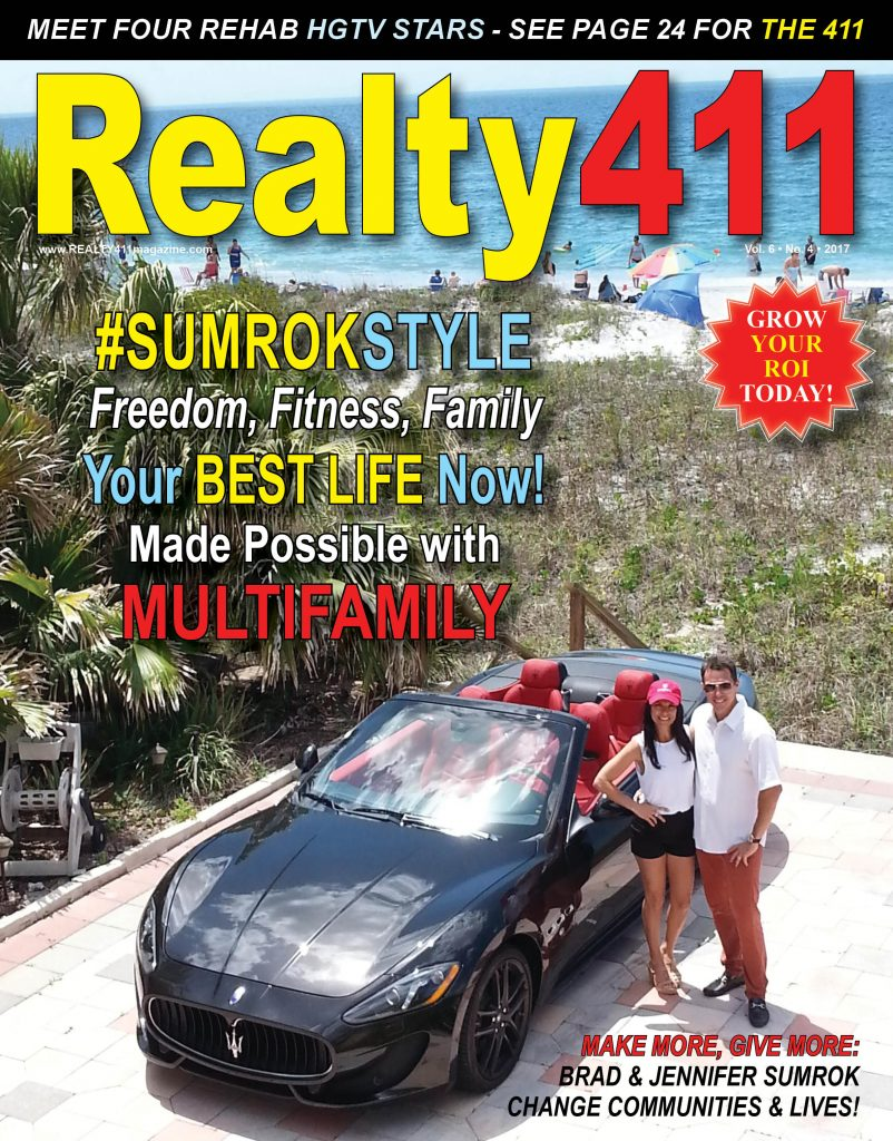 It's a Realty411 Summer with Brad and Jennifer Sumrok – #SumrokStyle