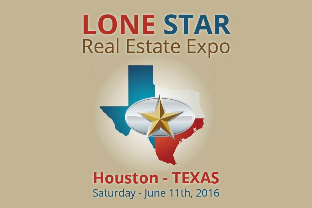Our Houston Lone Star Real Estate Expo is Almost Here!