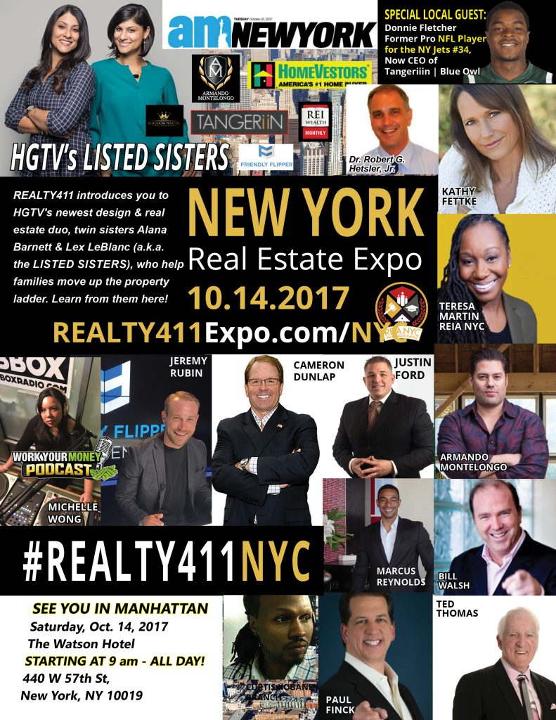 Join Us In New York City – RSVP Here & Learn More!