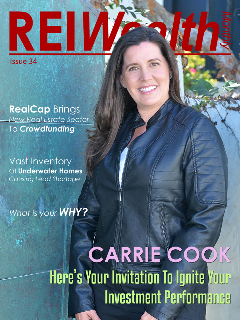 OUR NEW ISSUE IS LIVE – Discover How to Grow Your Wealth with Real Estate Now!