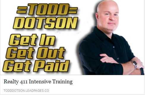 411 EXCLUSIVE EDUCATION: Get In, Get Out, Get PAID on April 8th and 9th in Arlington, Texas