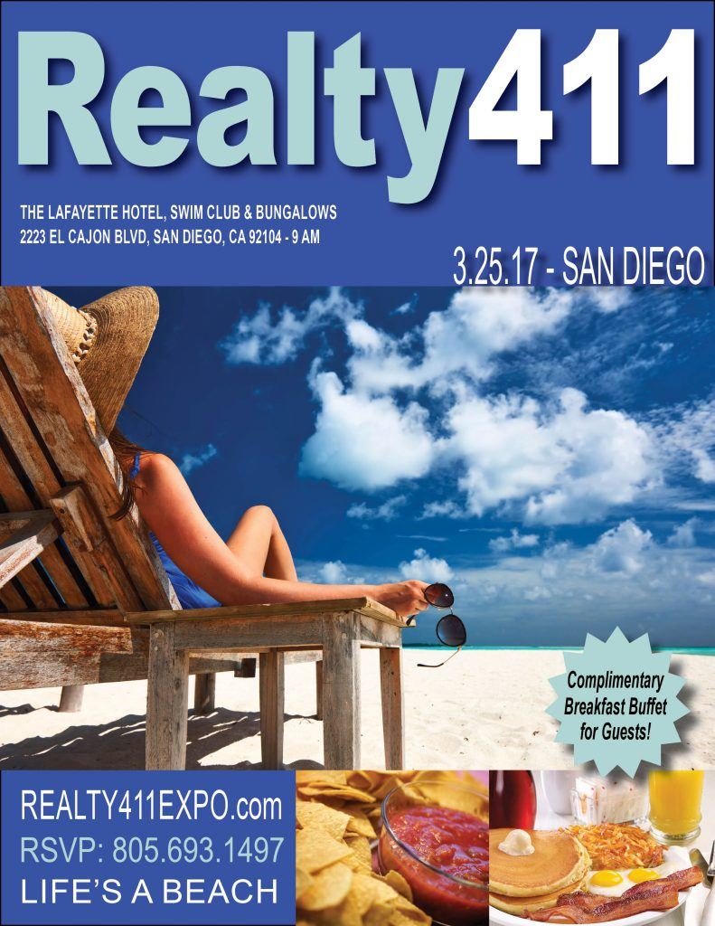 San Diego Real Estate Investor's Breakfast and Conference