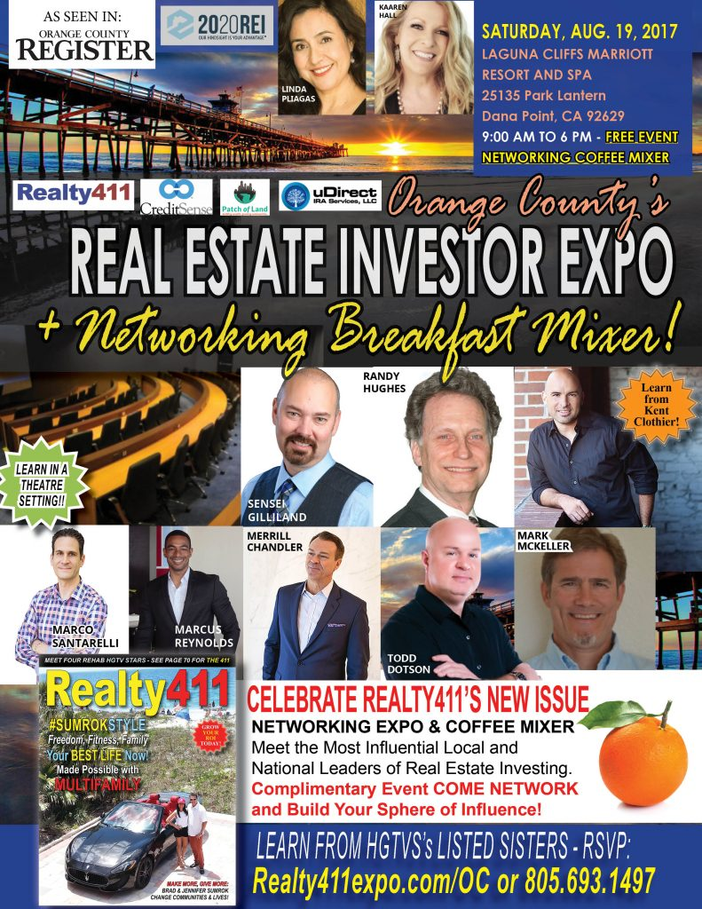 Orange County Real Estate Investor's Expo and Conference in Dana Point