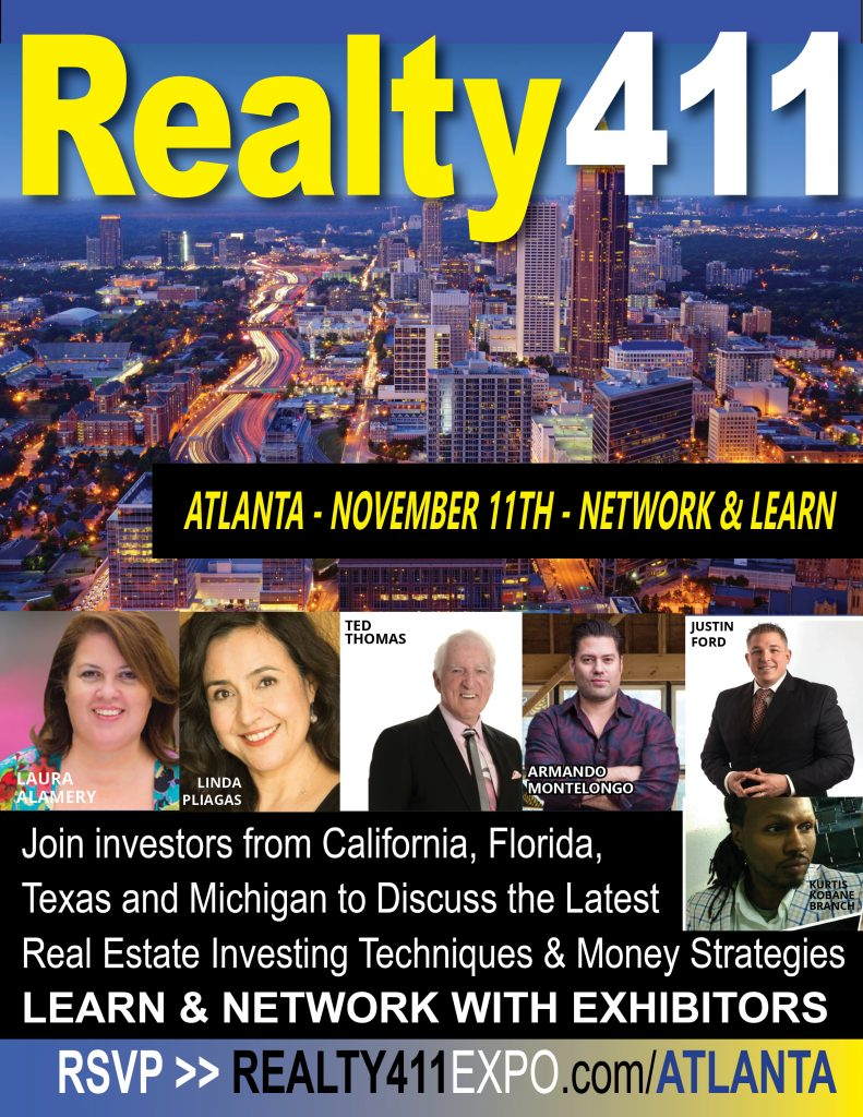 Join Us in Atlanta, Georgia for Networking at Our 411 Conference