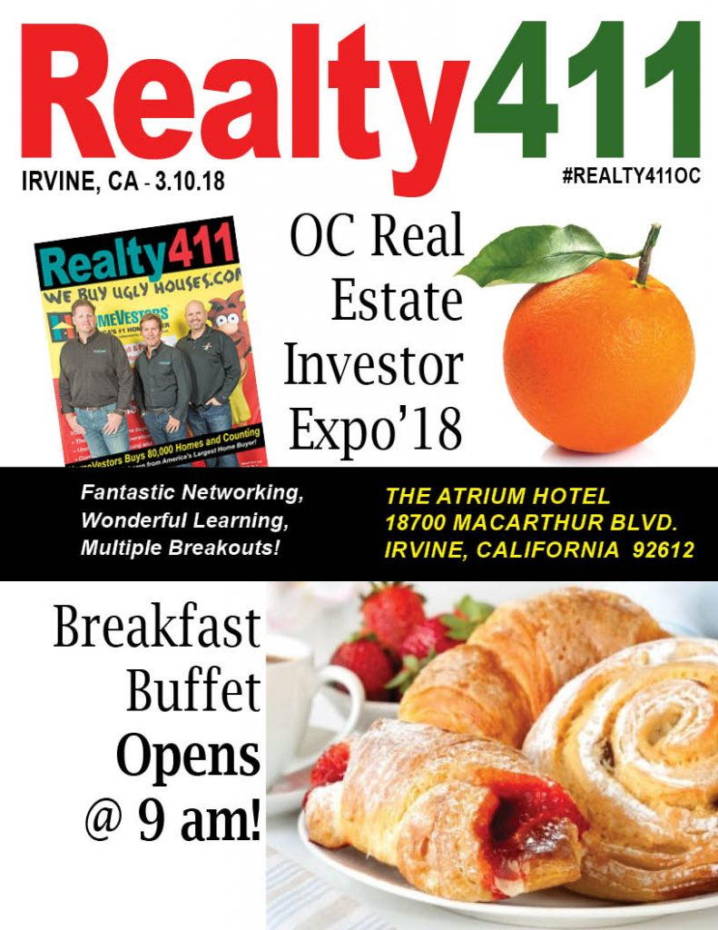 Orange County Real Estate Investor's Expo