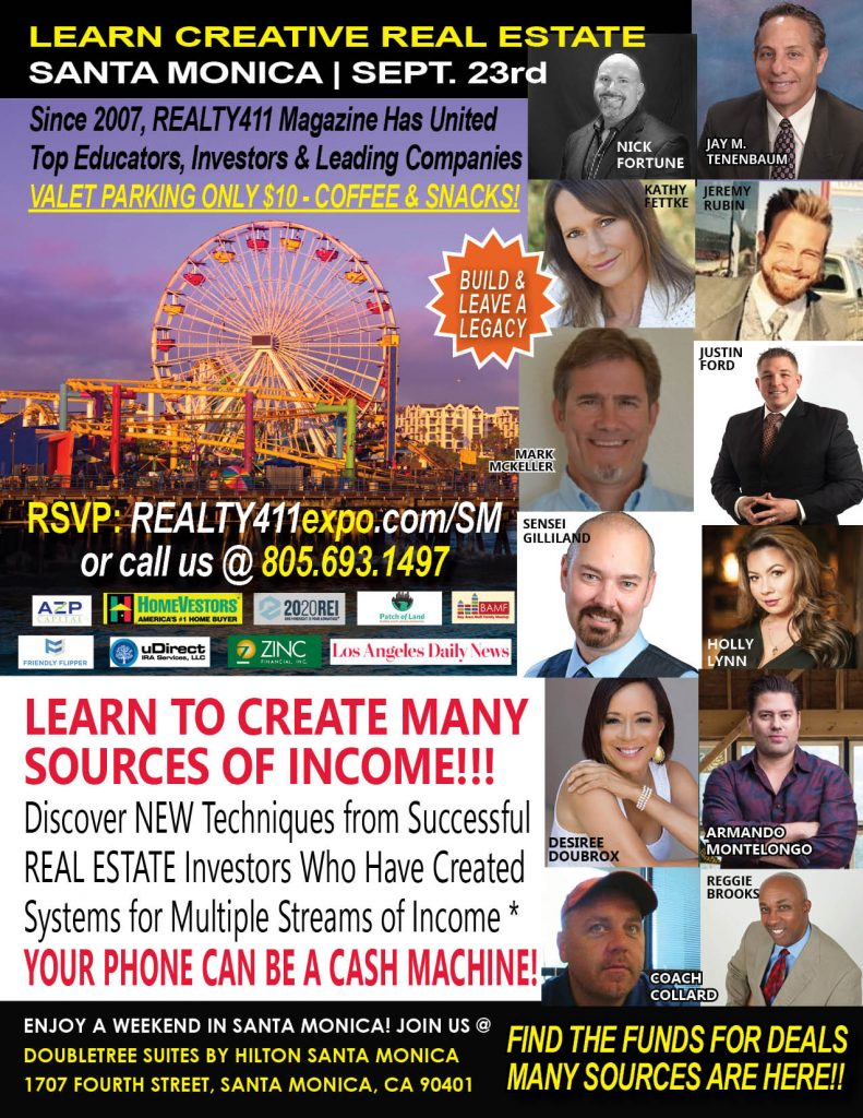 Reserve Your Tickets to Our Event in La Jolla