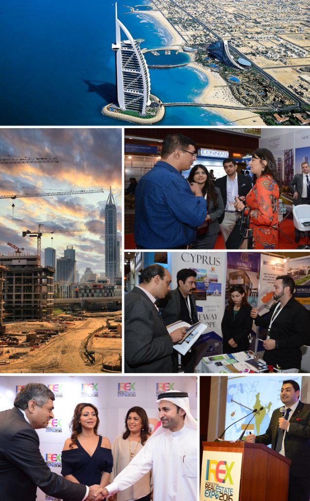 Realty411 is the Official US Media Sponsor for IREX – International Real Estate Expos 2017