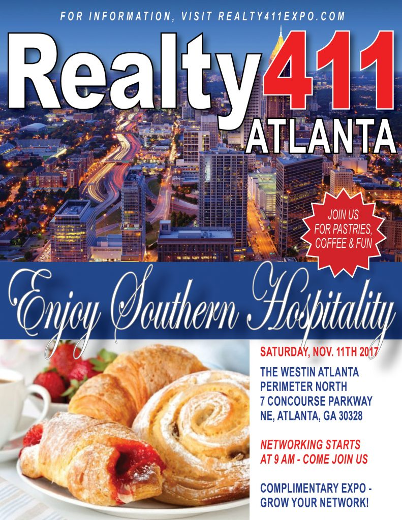 Download Our Atlanta Expo Schedule – Join Hundreds Who Have Already Registered