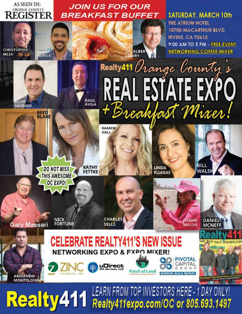 Leverage Your Way to the TOP in Orange County – Celebrate Our New Issues!