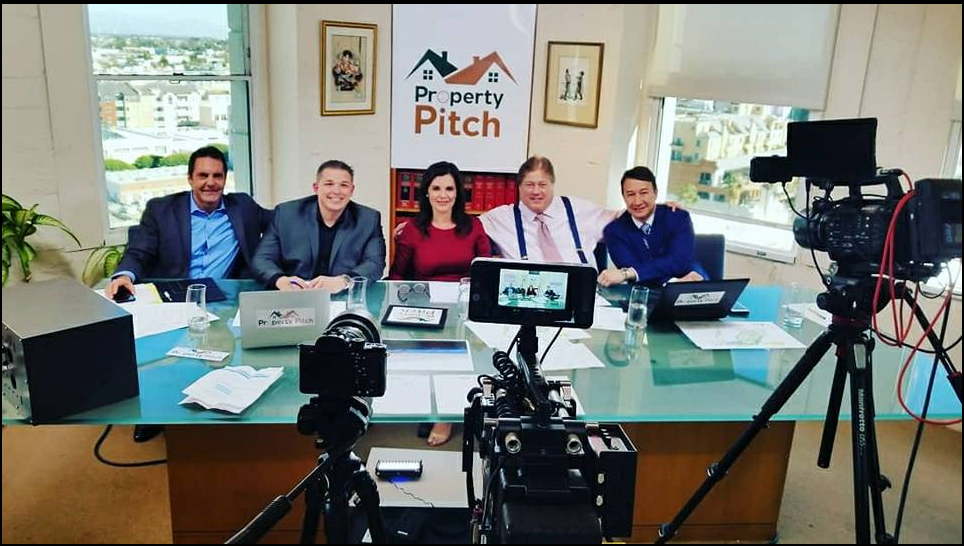 Preview Property Pitch – Realty411's FIRST TV Production LIVE in Los Angeles, July 14th.